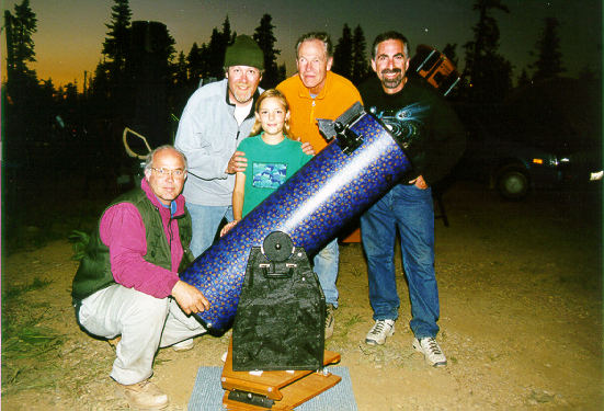 For amateur astronomers